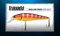 travado lure shallow diver jerk bait dynamic lures