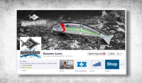 Dynamic Fishing Lures Facebook