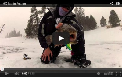 best ice fishing lure