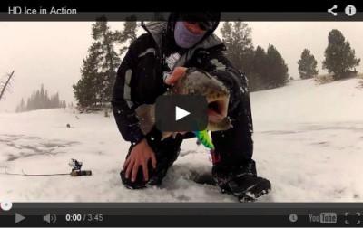 best ice fishing lure