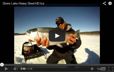 walleye ice fishing lures