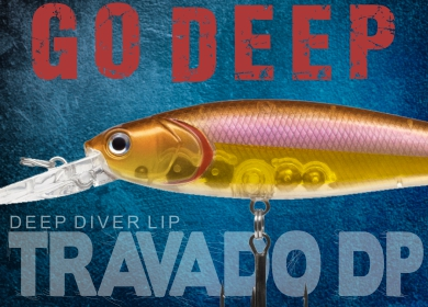 best deep river diver lure travado dp dynamic lures