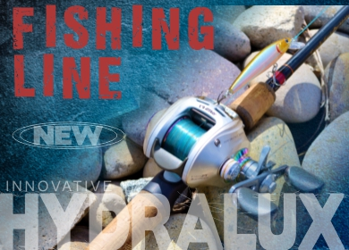 best fishing line innovatinve hydralux dynamic lures