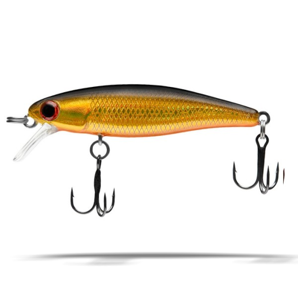 Hd trout fishing lure designed by dynamic lures for Spinner fishing lures