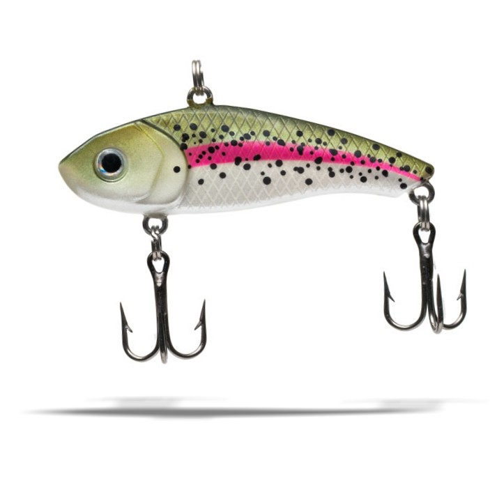 Dynamic Lures HD Ice Silver//Blue